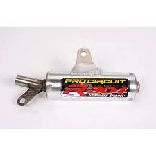 pro circuit r304 shorty silencer ss89080 r dirt bike motocross
