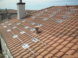 Tile Roofing Materials Tile Roofing Systems Materials And Methods For