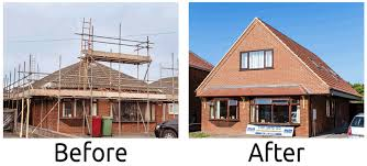 Hipped Roof Loft Conversion Bungalow Archives Tvm Roof Lift Specialist Company