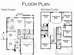 vacation home floor plans 5 6 bedroom home floor plans floor plan vacation home at solana