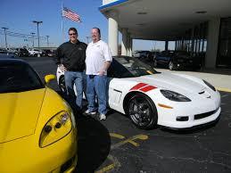 buds corvette tom and tom at buds chevrolet corvetteforum chevrolet