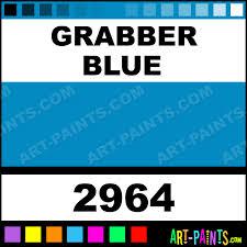 grabber blue car and truck enamel spray paints 2964 grabber