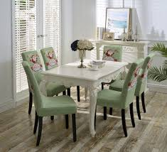stretch dining room chair covers homluxe cartoon printed spandex stretch dining room chair covers 2