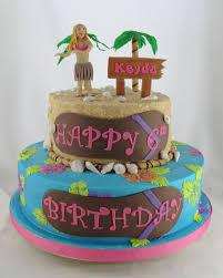 Luau Cake Decorations Birthday Cakes U2014 L U0027oven Baked Cakes