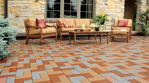 outdoor interlocking pavers with pavers home depot driveway also
