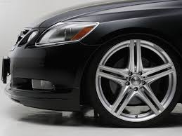 black lexus 2006 wald lexus gs 2006 picture 18 of 18