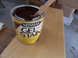 how much gel stain do i need for kitchen cabinets exploring gel stain possibilities minwax