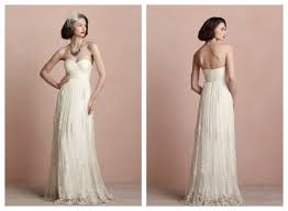 modern style country wedding dresses with inspiring simple country