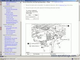 ford usa technical services 2004 2005 repair manual cars repair