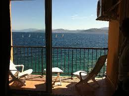 chambre d hote l ile rousse vue de la chambre photo de hotel restaurant la pietra île rousse