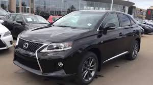 lexus rx interior 2015 new black on cabernet 2015 lexus rx 350 awd f sport series review