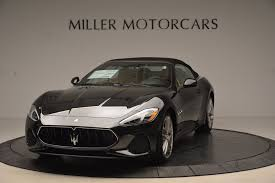 maserati gt matte black 2018 maserati granturismo sport stock m1970 for sale near