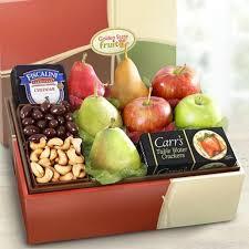 fruit gift box grande petaluma fruit and cheese gift box
