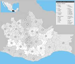 Oaxaca Mexico Map Power Of Attorney U2013 Power Of Attorney In Oaxaca Mexico