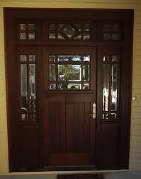 48 Exterior Door Phirst And Lassing Unique Third Lite Exterior Wood And Glass Doors