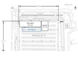 giants enterprises venues the yard at mission rock floor plan