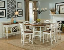 Pub Style Dining Table Kobe Table - Pub style dining room table