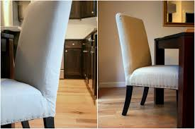 Upholstering Dining Room Chairs Diy Dining Chair Covers Dining Room Contemporary With Neutral