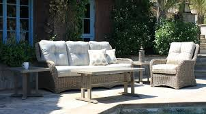 Patio Furniture Sofa by Patio Renaissance By Sunlord Leisure Products Inc