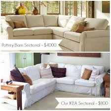 Pottery Barn Buchanan Sofa Review Let U0027s Talk Slipcovers Andrea Dekker