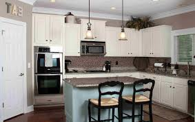 Black Appliances Kitchen Design - interesting white kitchen with black appliances e intended