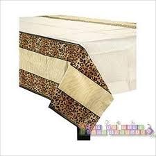 Party City Table Cloths 107 Best Leopard Safari Baby Shower Ideas Images On Pinterest