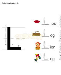 letter writing l esl efl worksheets preschool worksheets