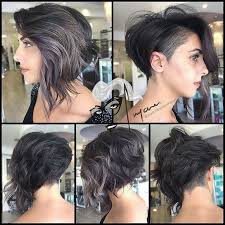 hair buzzed and growing out stages pics best 25 short bob with undercut ideas on pinterest bob with