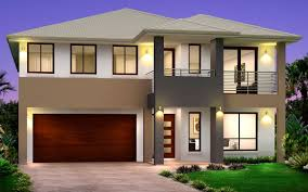 new home builders aria 38 double storey home designs