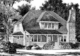 storybook house plans cozy country cottages