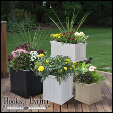 Outdoor Container Gardening Ideas Outdoor Flower Pots Planter Boxes Garden Planters