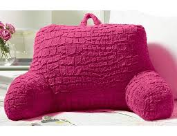 outstanding pink bed rest pillow 95 in home decoration design with