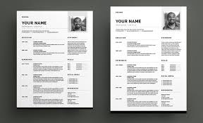 Resume Templates For Indesign Now Available Adobe Stock Templates For Indesign Cc Creative