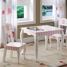 pretty princess table and chair set rosenberryrooms com