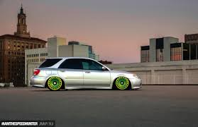lowered subaru impreza wagon iamthespeedhunter wagon lovin u0027 speedhunters