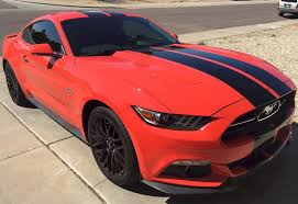 Black And Orange Mustang Orange 2015 Mustang 2018 2019 Car Release And Reviews