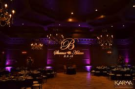 wedding gobo templates wedding monogram lighting design tbrb info