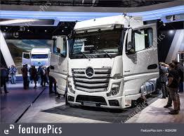 mercedes truck mercedes benz actros 1848 ls truck photo