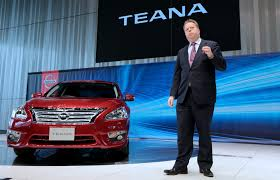 nissan canada president ceo aston martin poaches potential ghosn successor from renault nissan