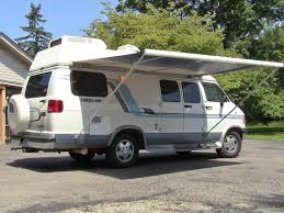camper van layout 1995 dodge conversion rv camper van youtube