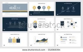 Presentation Slide Templates Business Brochures Dark Stock Photo Slide Templates