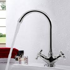 waterfall bathroom faucets spring sink mixer tap kitchen pull down swivel spray spout