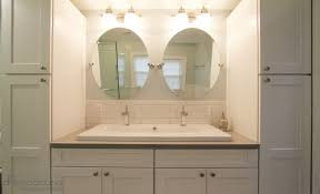 trough sink vanity with two faucets best sink decoration