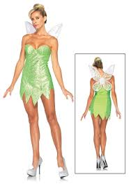 scary halloween costumes for adults womens disney classic tink