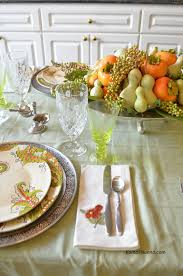 what to buy for thanksgiving entertaining from an ethnic indian kitchen set the table for