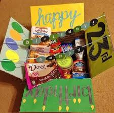 Birthday Care Package The 41 Best Images About Care Packages On Pinterest Care