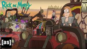 rick and morty halloween background rick and morty s3e2 inside u0027rickmancing the stone u0027 youtube
