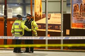 The Manchester Foyer Ariana Grande Manchester Arena Concert 22 Dead 59 Injured