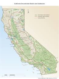 California Zip Code by Groundwater Basins