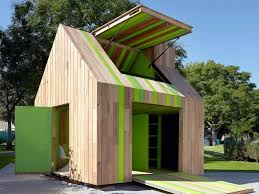 kids u0027 playhouse designed by nixon tulloch fortey with bd projects